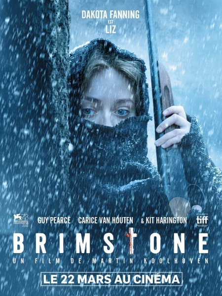 Brimstone French Poster