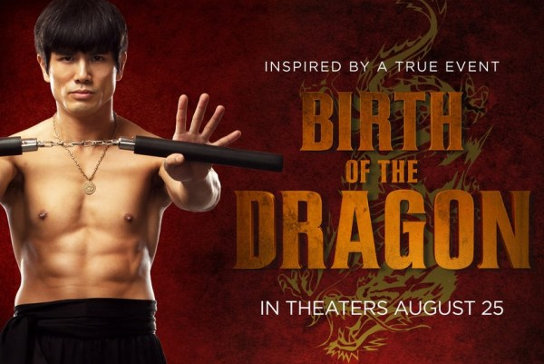 Birth Of The Dragon Movie