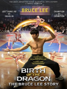 Birth Of The Dragon Philippines Poster