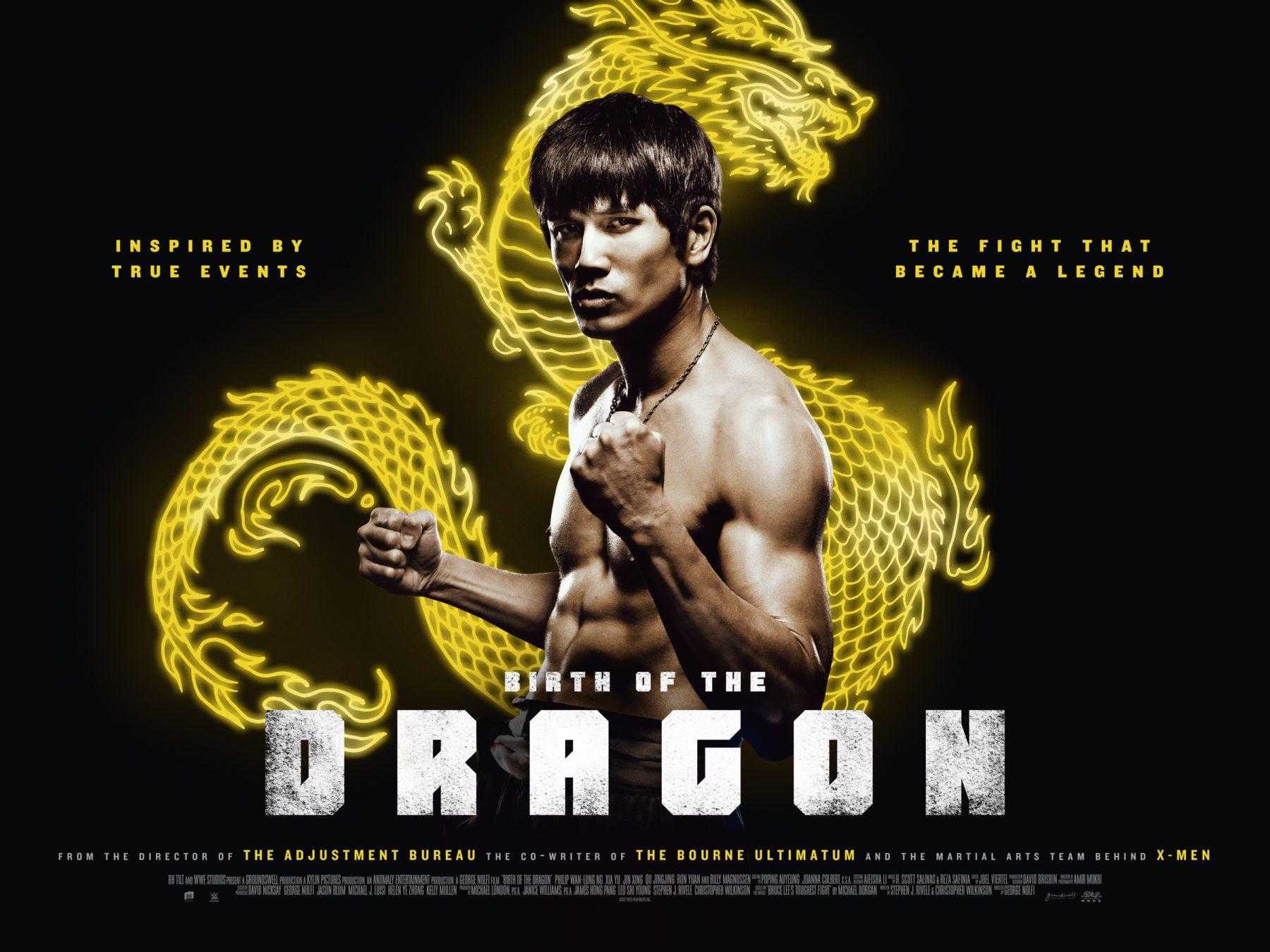 Birth Of The Dragon Kinox