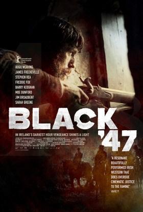 Black 47 Movie Poster