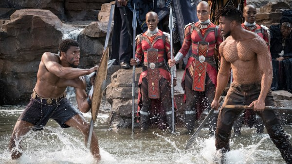 Black Panther 2018