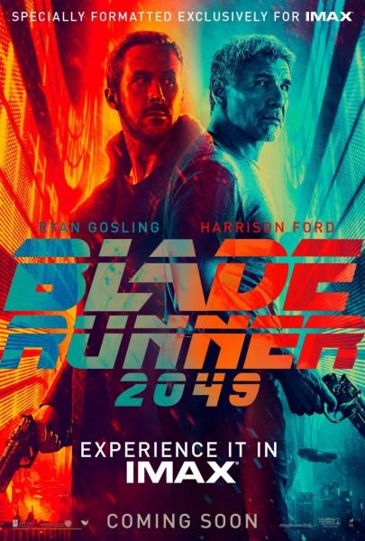Blade Runner 2049 IMAX Poster