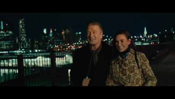 Blind Alec Baldwin And Demi Moore