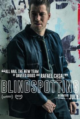 Blindspotting Character Poster - Rafael Casal