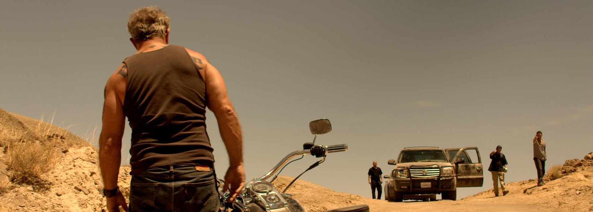 image Official short teaser trailer of august and dredd