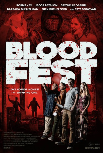Blood Fest Movie New Poster