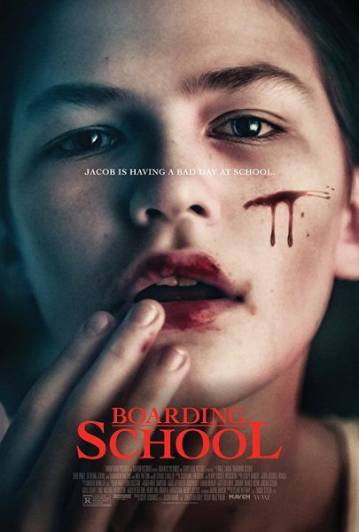 Boarding School Movie Poster