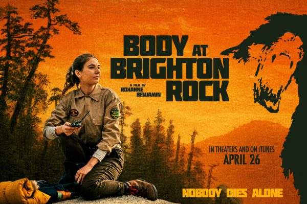 Body At Brighton Rock Film