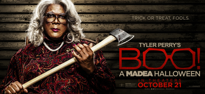 Boo A Madea Halloween Movie Making Of : Teaser Trailer