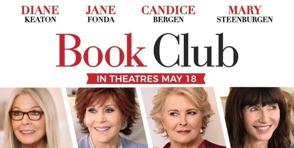 Book Club Film 2018