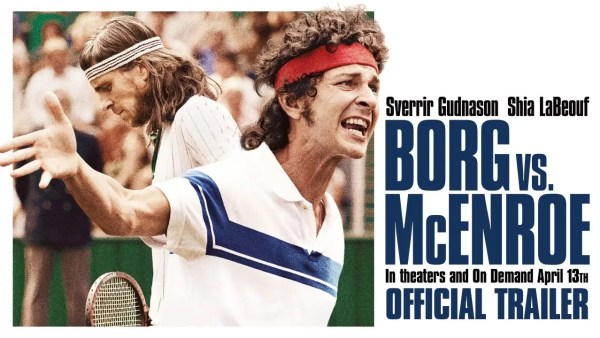 Borg Vs McEnroe Movie 2018