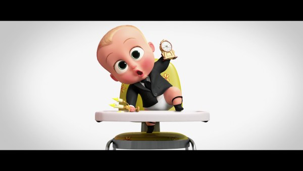The Boss Baby vs. Beauty And The Beast
