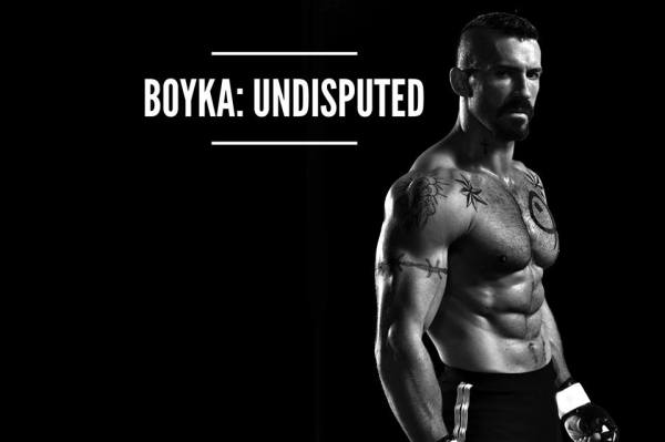 Boyka Undisputed Movie - Scott Adkins