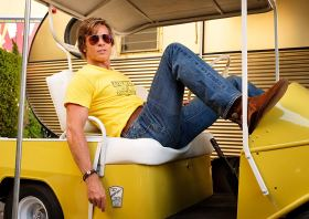 Brad Pitt In Once Upon A Time In Hollywood (2019)