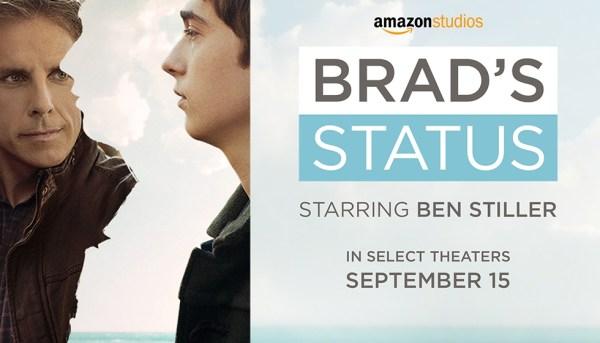 Brad's Status Movie 2017