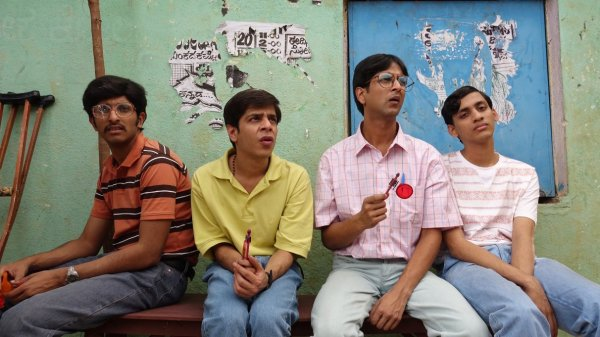 Brahman Naman movie