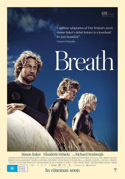 Breath New Film Poster