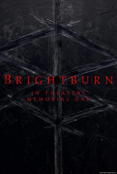 Brightburn Teaser Poster