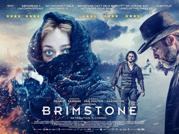 Brimstone UK Banner Poster