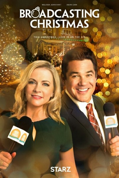 Broadcasting Christmas Movie