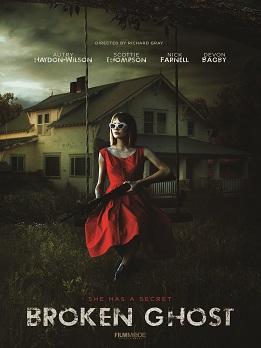 Broken Ghost Film Poster