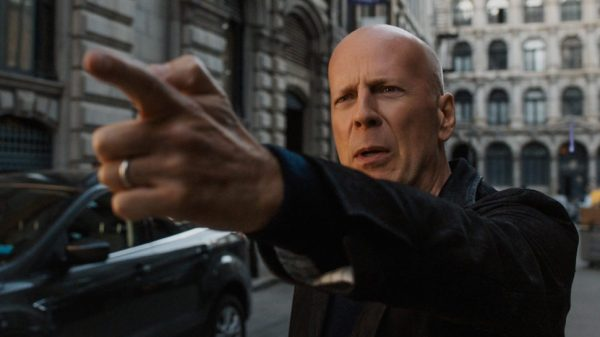 Bruce Willis Death Wish Movie