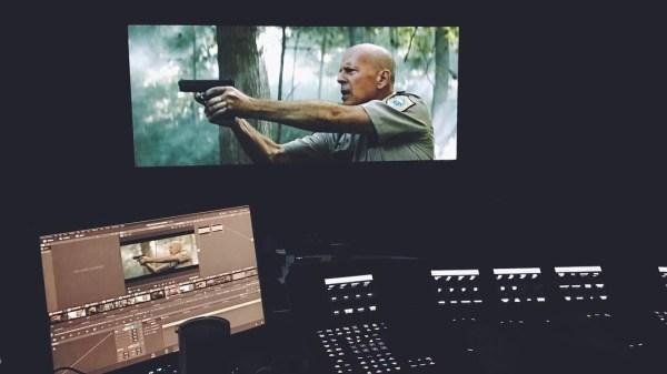 Bruce Willis First Kill Movie