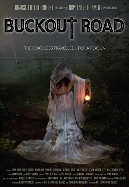 Buckout Road Movie Poster