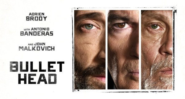 Bullet Head Movie
