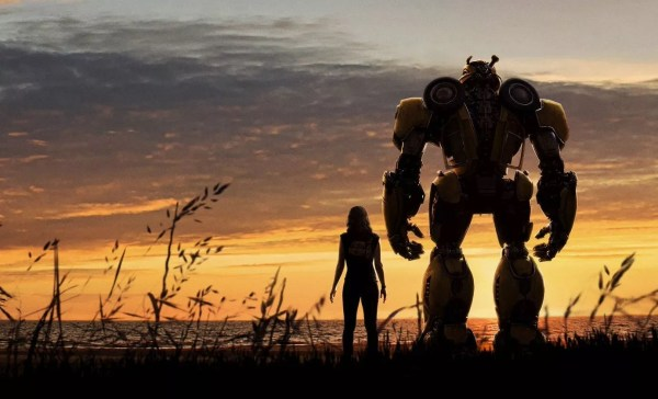 Bumblebee The Movie - 2018