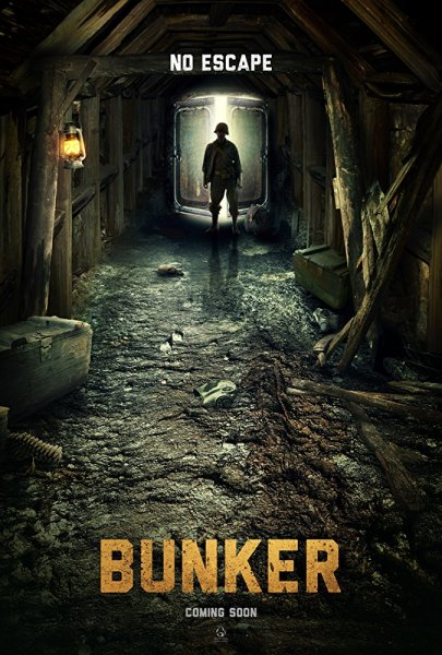 Bunker Movie Teaser Poster