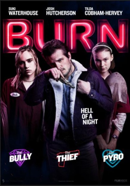 Burn Movie Poster