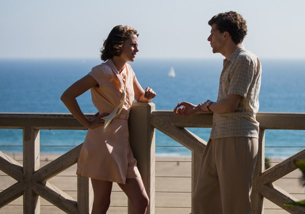 Café Society Movie