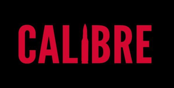 Calibre Movie Title Art