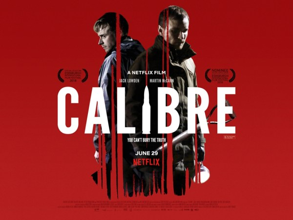 Calibre Movie Poster