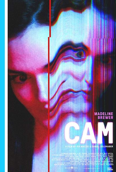 Cam Movie Poster