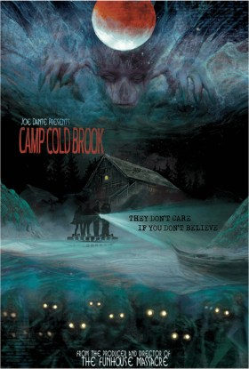 Camp Cold Brook Film Poster