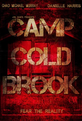 Camp Cold Brook Poster