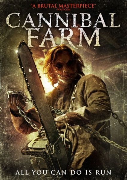 Cannibal Farm Movie Poster