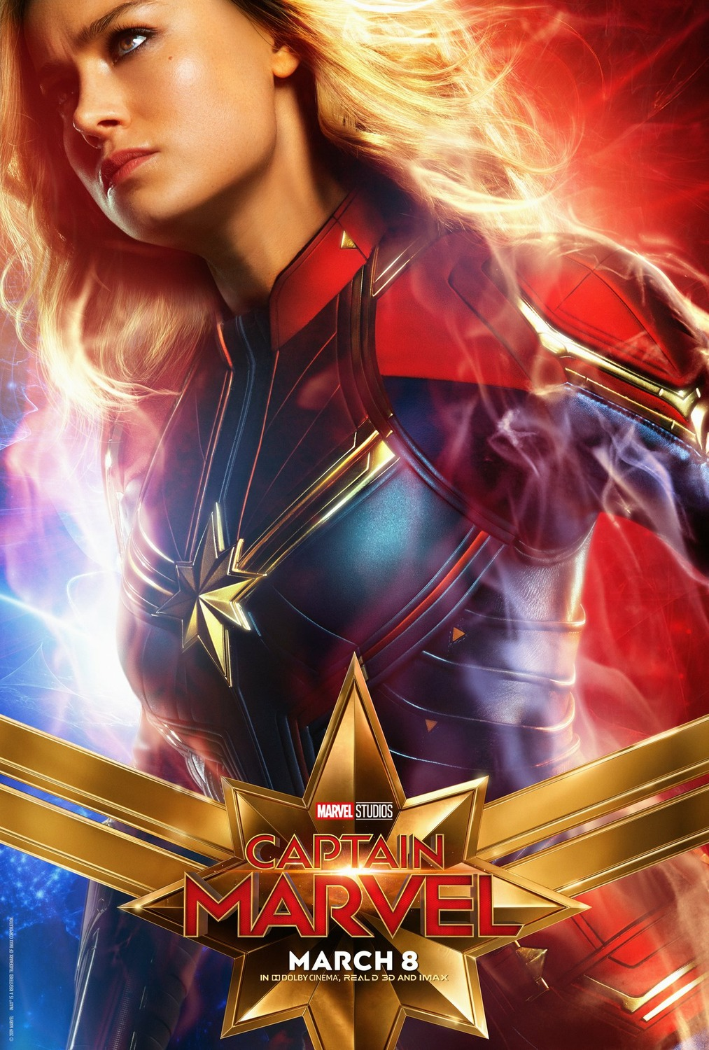 captain marvel movie (2019) – character posters : teaser trailer