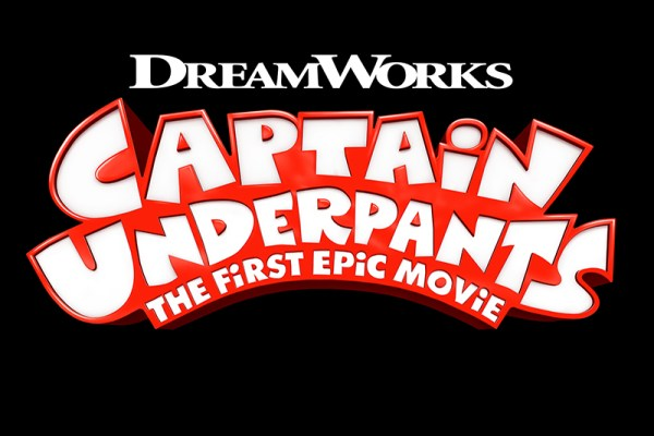 Captain Underpants Movie in 2017