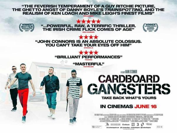 Cardboard Gangsters Banner