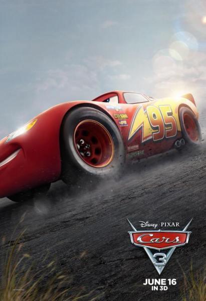 Cars 3 McQueen