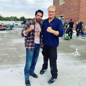 Castle Falls Movie - Scott Adkins And Dolph Lundgren