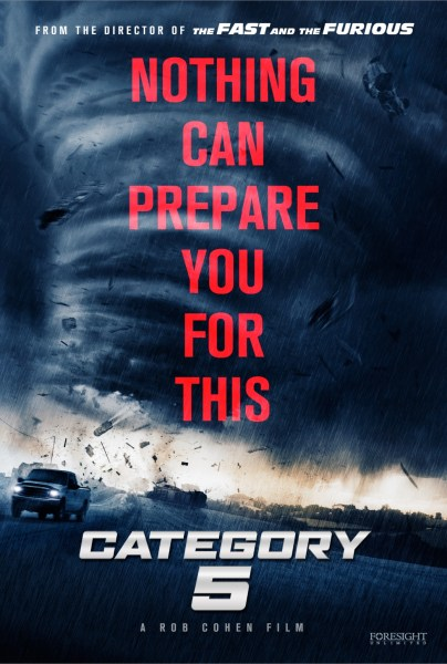 Category 5 Movie Teaser Poster