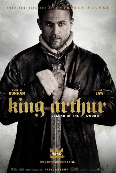 Charlie Hunnam - King Arthur