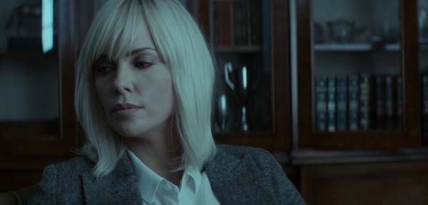Charlize Theron - Atomic Blonde 2017