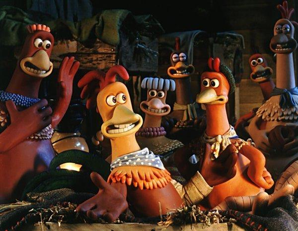 Chicken Run 2 Movie