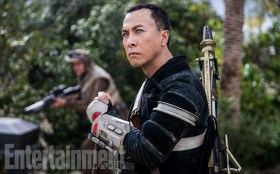 Chirrut Imwe - Star Wars Rogue One